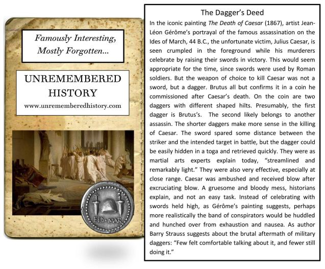 TheDagger'sDeed